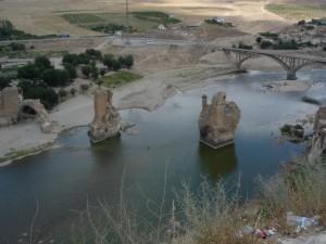 Bridge over Tigris