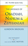 The Message of Obadiah, Nahum and Zephaniah
